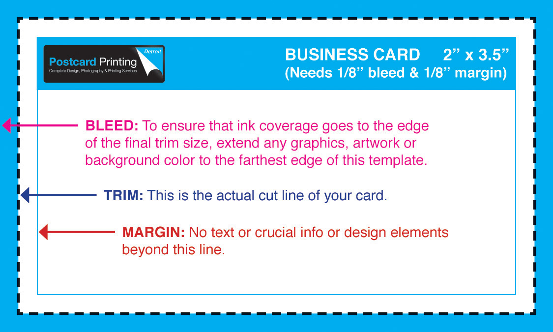 Standard Templates   PostCardPrinterDetroit.com